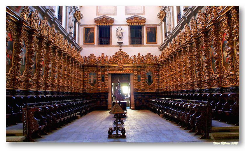 Cadeiral do mosteiro de Arouca  AROUCA Portugal Cadeiral  Flickr