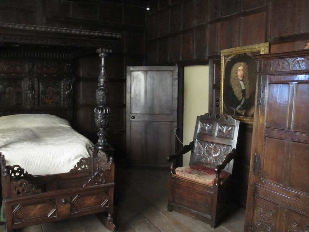 Jacobean Bedroom Kenilworth Castle John Hackston Flickr