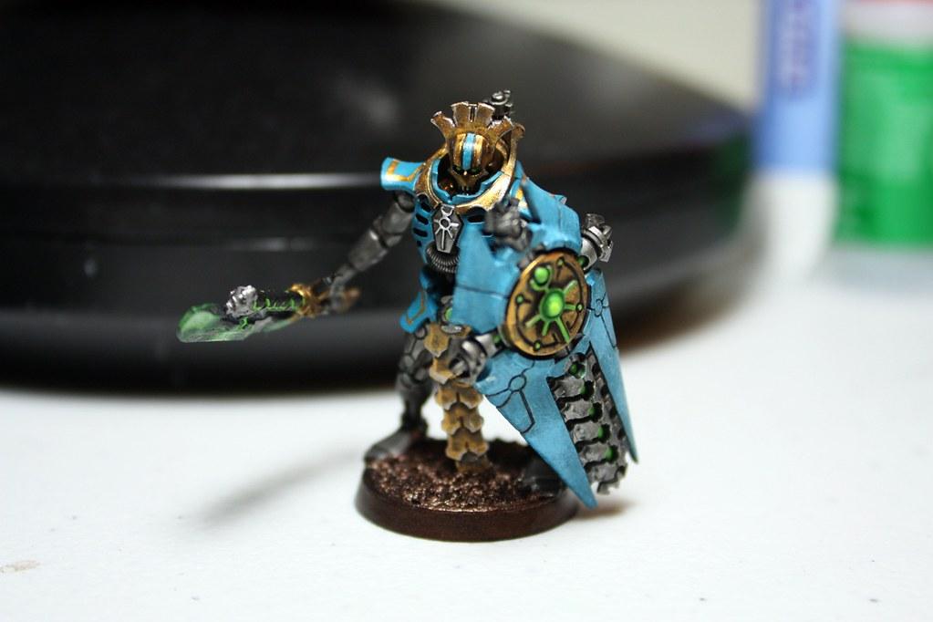 Necron Lychguard  Necron Lychguard of the Nihilakh