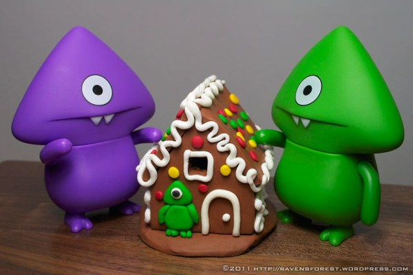 Ugly Gingerbread House Flickr Photo Sharing!