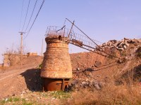 """Small blast furnace 