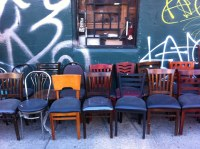 Used Restaurant Chairs for sale Chinatown, NYC | Jim Lyons ...