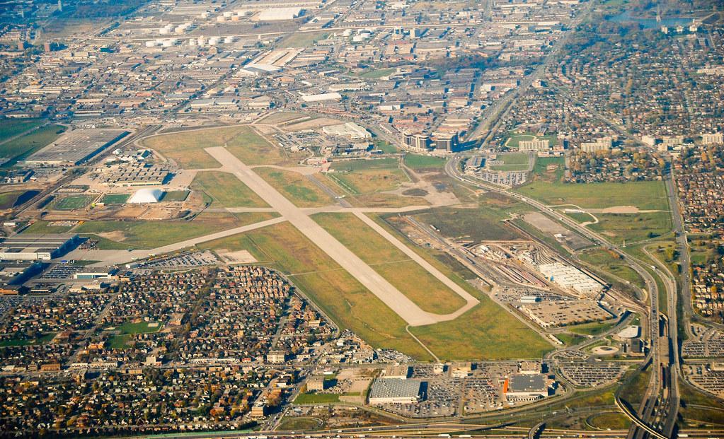 Downsview Airport Toronto Ontario  Benny Lin  Flickr