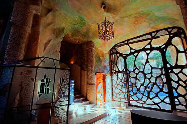 Casa Mil Interior  Flickr  Photo Sharing