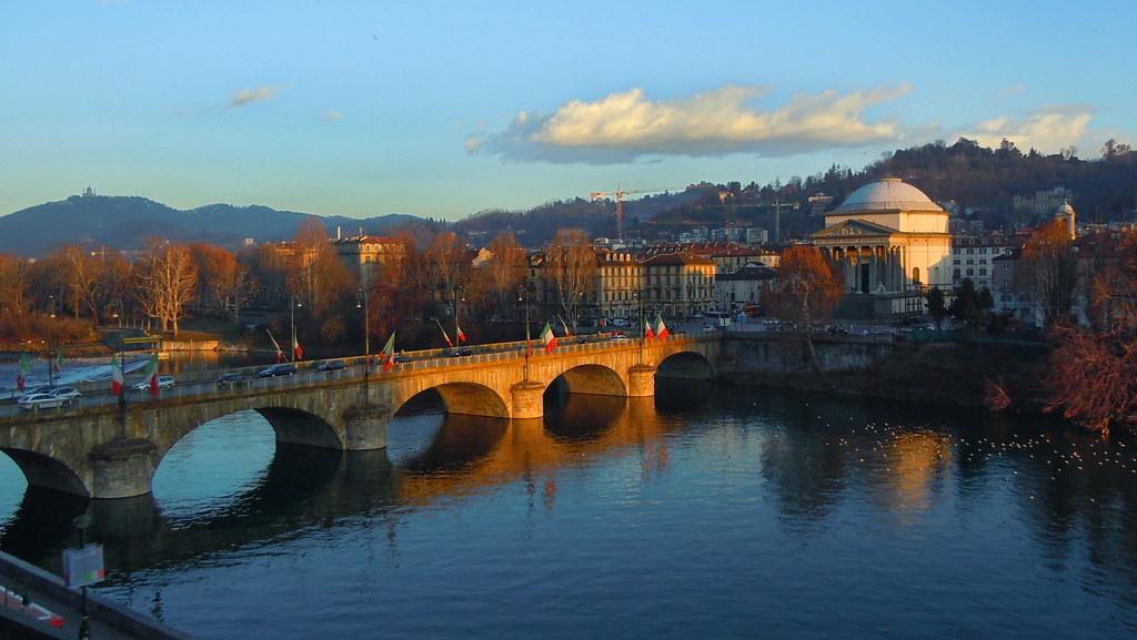 DSCN6906 Torino  fiume Po ponte Vittorio Emanuele Basi  Flickr