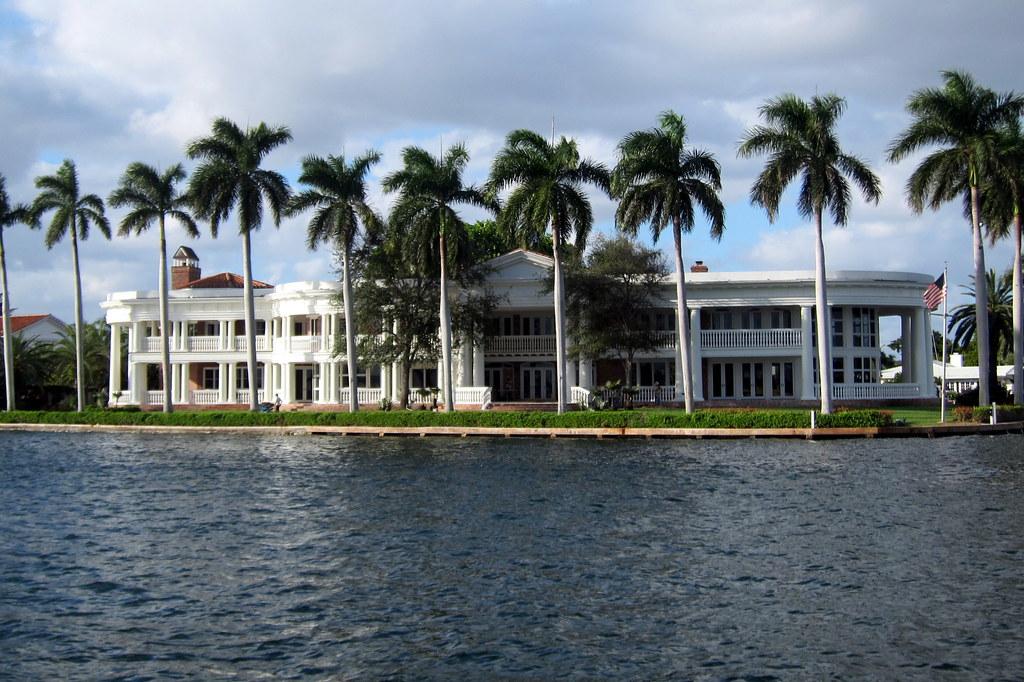 Fort Lauderdale La Maison Blanche  La Maison Blanche or