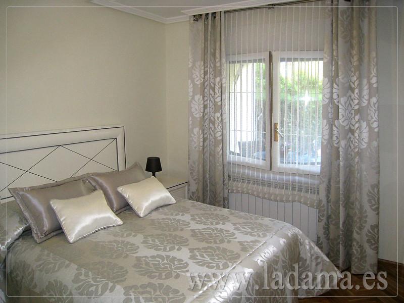 Cortina Moderna Dormitorio