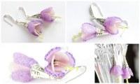 Crocuses | Premo frost + nail design microbeads | Anna ...
