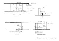 W013 DRAWING SLIDING DOORS 1:50 | BSSR-House, Parkstad ...