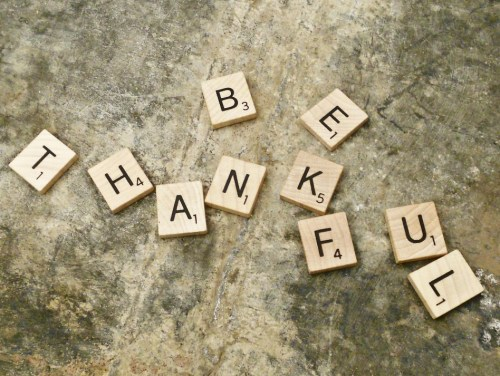 Getting Back to Grateful