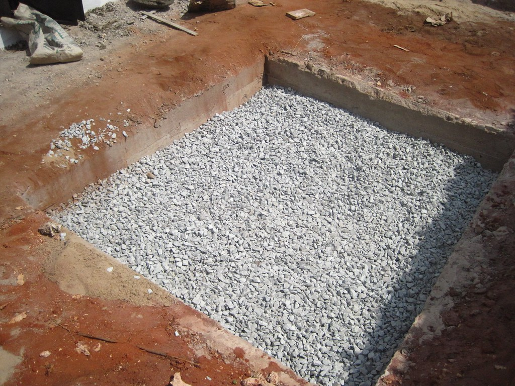 soak pit for the water from muslim wash  SuSanA