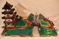 Lego Japanese Garden | Flickr - Photo Sharing!