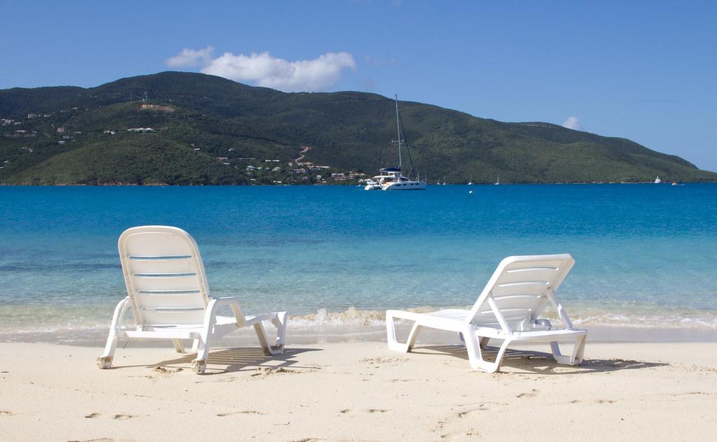 Beach Lounger Chair