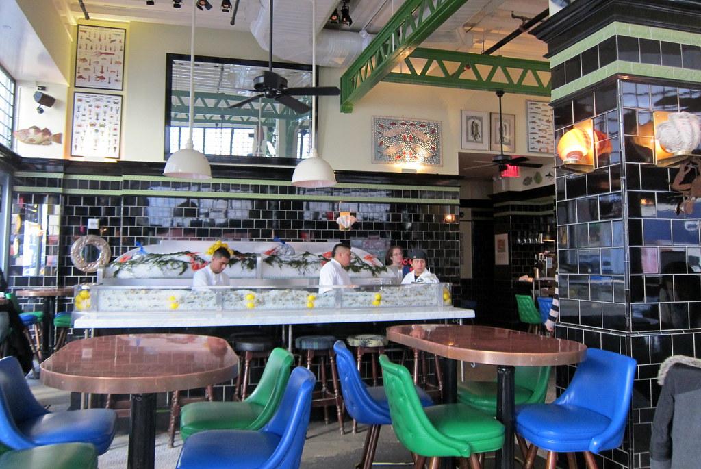 NYC  NoMad John Dory Oyster Bar  The John Dory Oyster