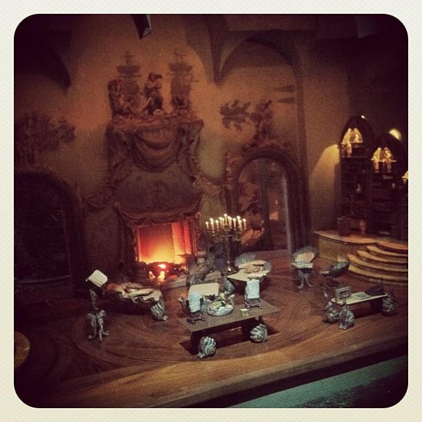 Fairy living room.