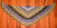 Travelling Woman Shawl | Pattern by Liz Abinante is here ...