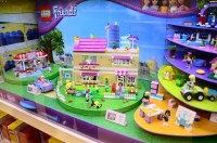 LEGO Friends Display at Toys R Us | The LEGO Friends light ...