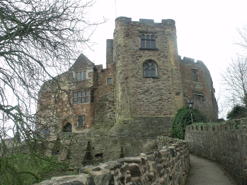 Tamworth Castle  This is the historic Tamworth Castle in