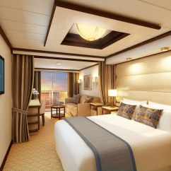 Princess Cruises Sofa Bed Vatar 2018 Royal Mini Suite Substantially Larger Than A