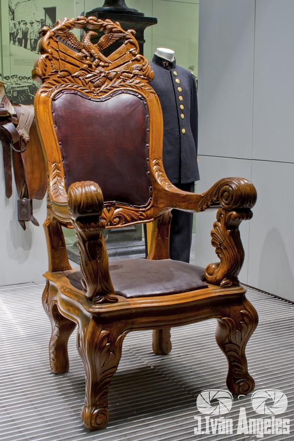 Silla Presidencial ca 1912  Silla Presidencial ca 1912