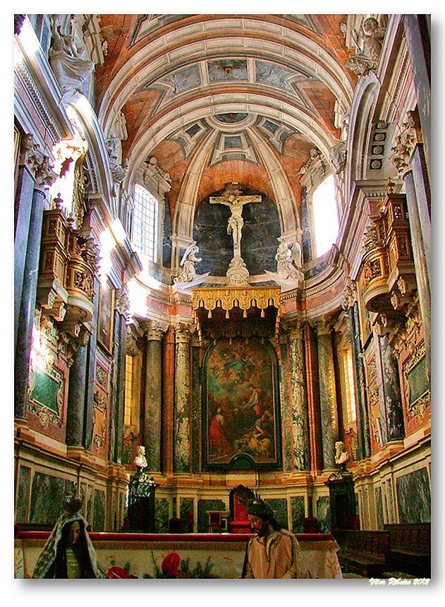 Capelamor da S Catedral de vora  VORA Portugal