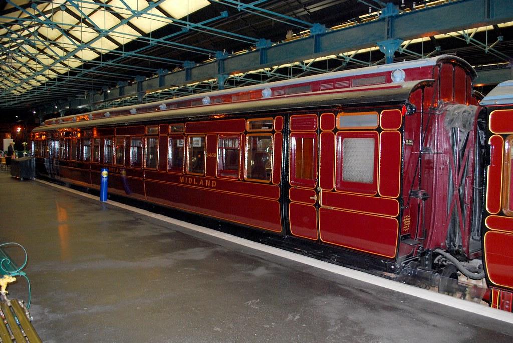 Midland Railway Bain RT Dining Car Third No3463  Flickr