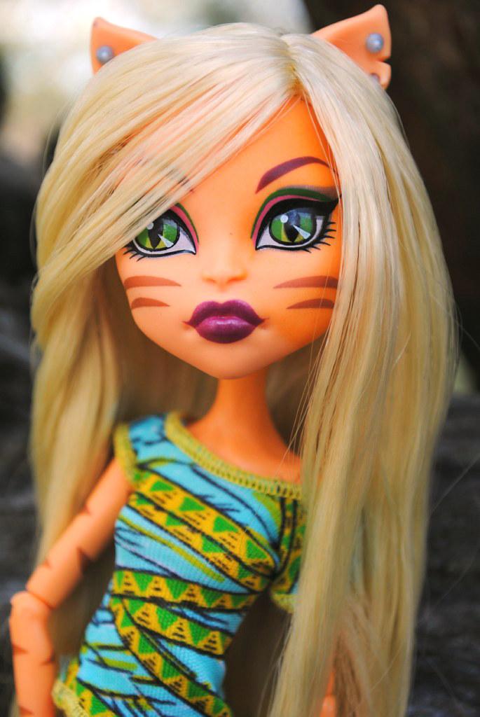 Toralei Ive Rerooted Toralei With Sunlit Blonde Saran