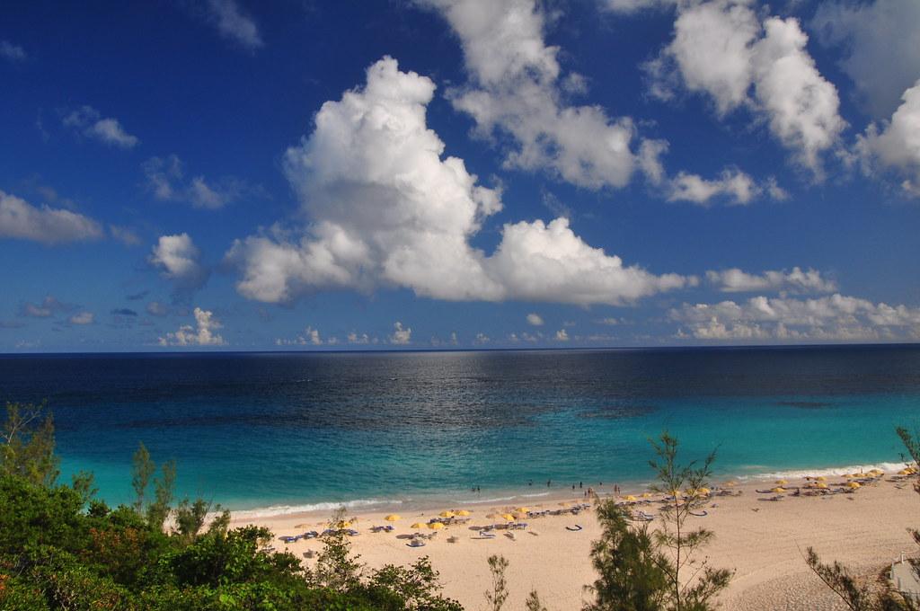 Africa Map 3d Wallpaper Beach South Shore Beach Bermuda Kansasphoto Flickr