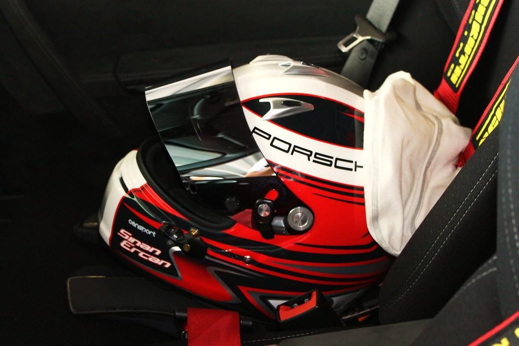 Porsche Racing Helmet  August Burrichter  Flickr