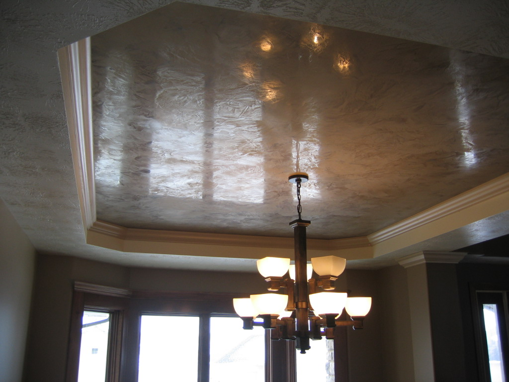 Dining Room Ceiling And Wall Lights