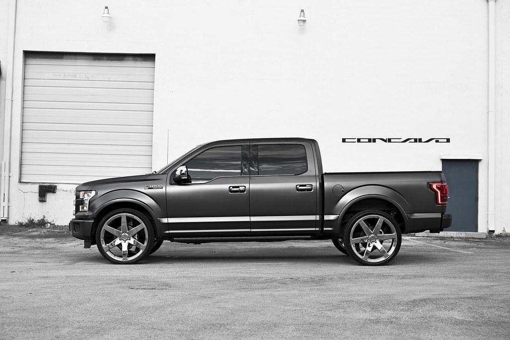 Ford F150 Platinum on Chrome 26 CW6  Ford F150 Platinum