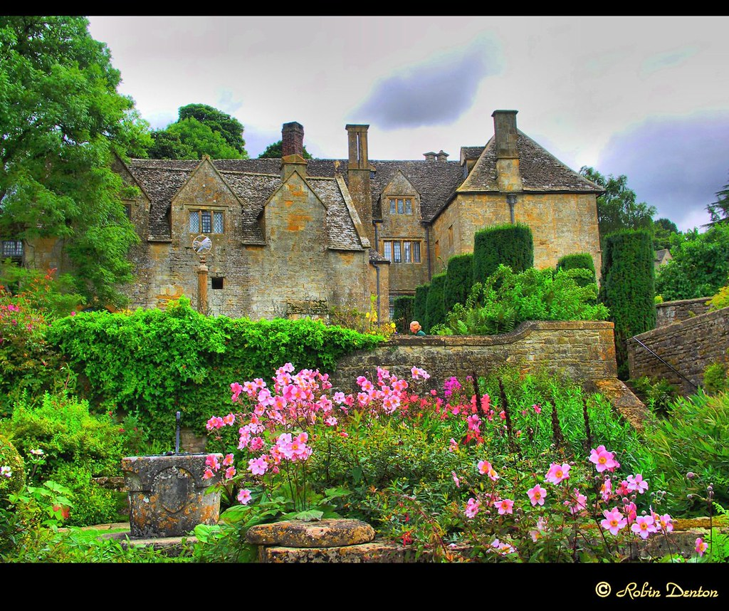 Snowshill Manor  Gardens The Cotswolds UK  Snowshill Mano  Flickr