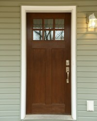 Craftsman Style Front Door | Flickr - Photo Sharing!