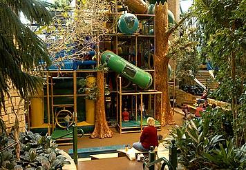 Indoor Playground Design Ideas