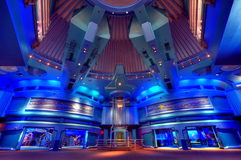 The Living Seas Future World EPCOT  EXPLORED  Flickr