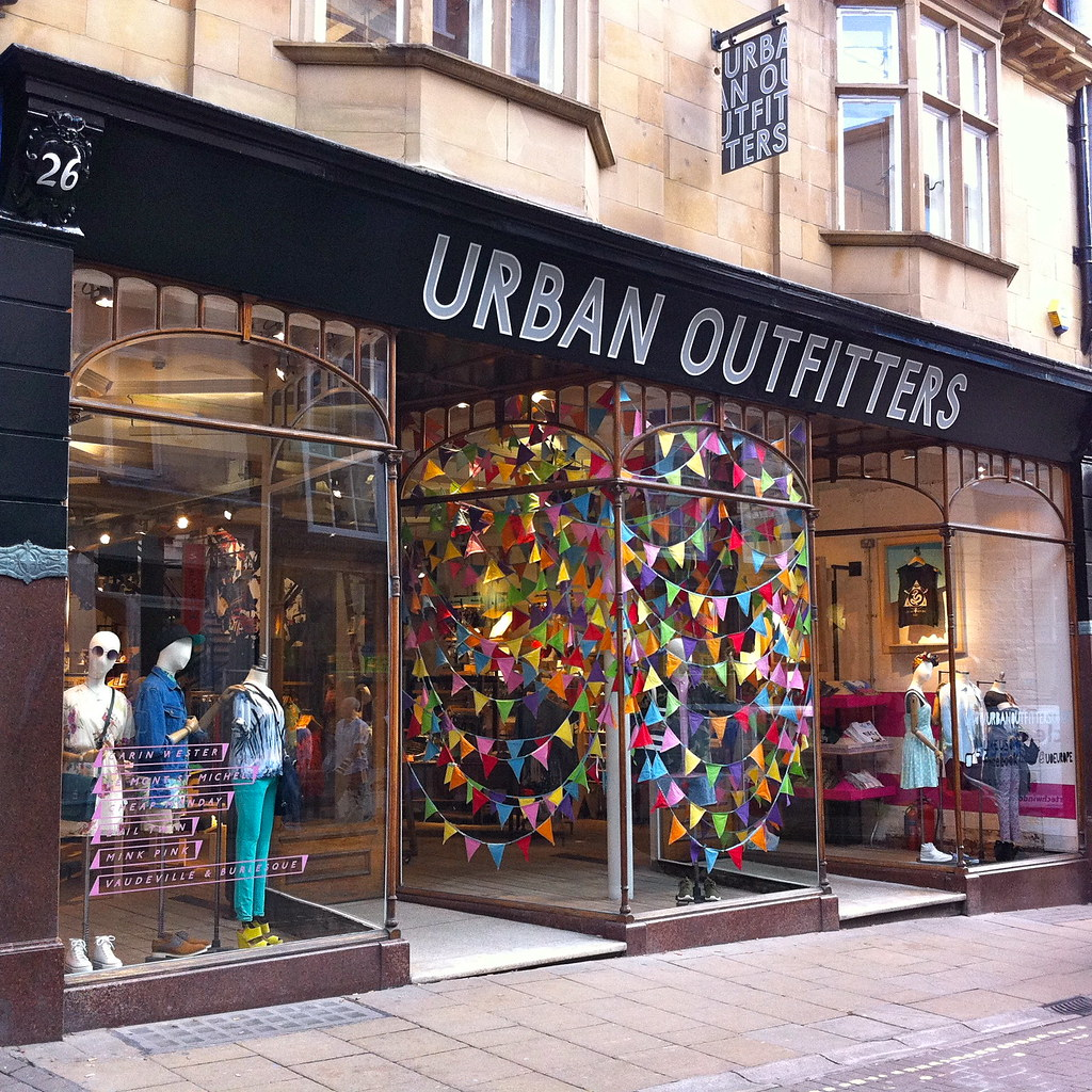 Welcome To Urban Outfitters York Our Latest Store Is