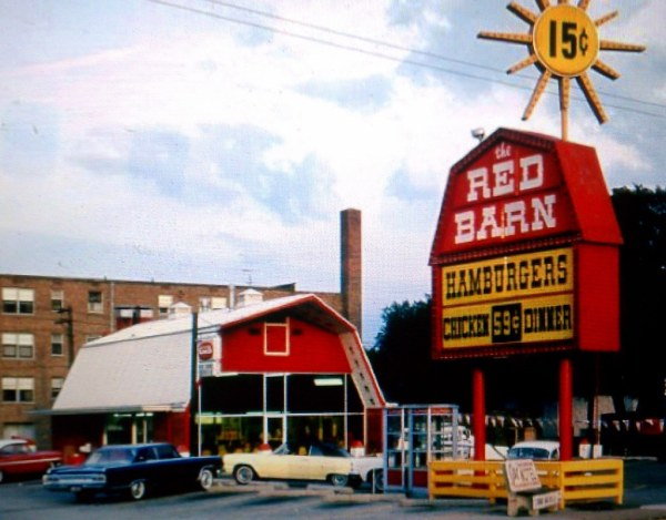 Red Barn Resturant - Year of Clean Water