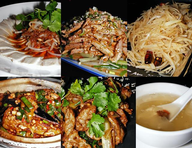 Sichuan restaurant SanSan in Rotterdam