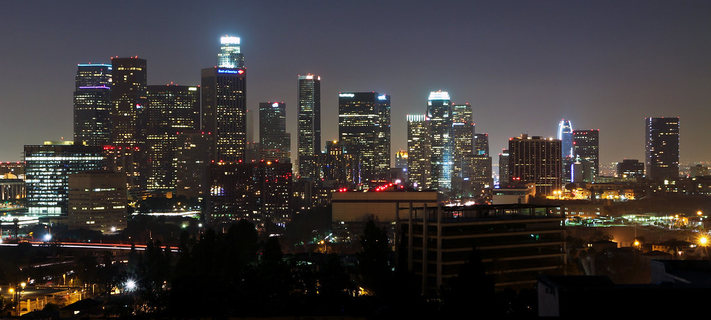 Revolution Wallpaper Hd Los Angeles From White Knoll Drive High Resolution Flickr