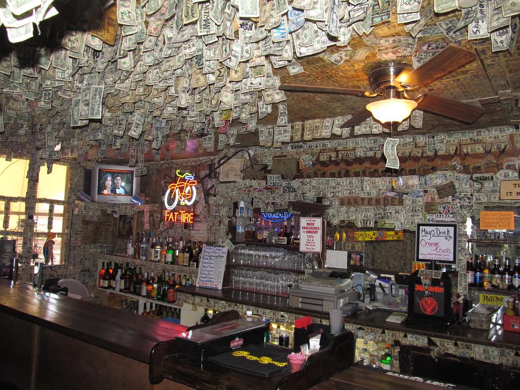 Fire Wallpaper 3d Famous Dollar Bill Wallpaper Oatman Hotel Oatman Arizon