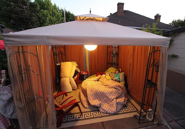 Operation Outdoor Bedroom  Flickr  Photo Sharing