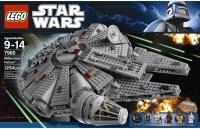 LEGO Star Wars Millennium Falcon LEGO Set 7965 Box Image ...