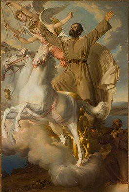July 20  Feast of the Holy Father Saint Elijah  The prophe  Flickr
