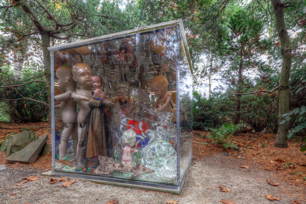Hearts Desire Gloria Vanderbilt Grounds for Sculpture