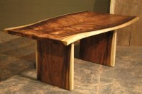 Wood Slab Coffee   Wood Slab Coffee Table for sale from ...