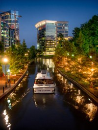 The Woodlands Waterway | The Woodlands Waterway Cruiser ...