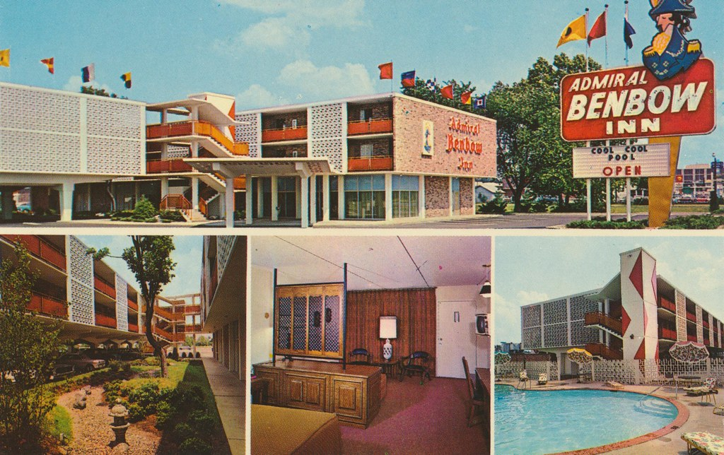 Admiral Benbow Inn  Louisville Kentucky  3315 Bardstown