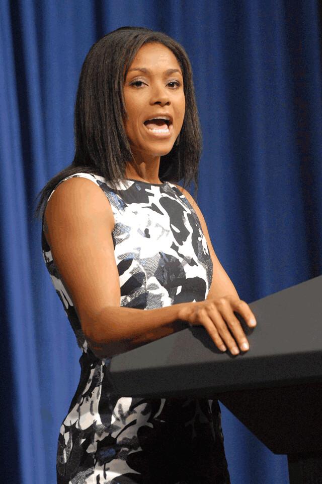 Dominique Dawes Dominique Dawes Presidents Council On Sports Fitness Nutrition Flick