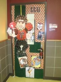 IHeritage High School Door Decorating Contest | Flickr ...