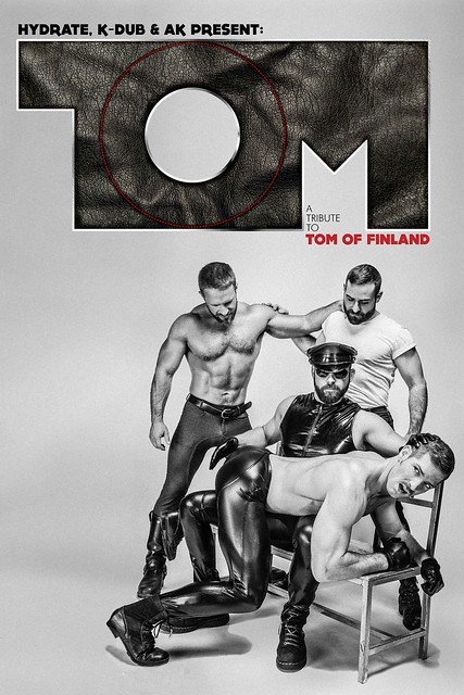 Tom Of Finland Poster Flickr Photo Sharing